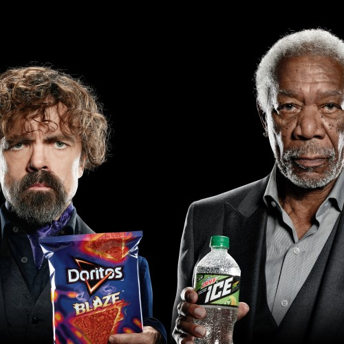 Doritos Blaze vs Mountain Dew Ice | #SpitFire vs #IceCold