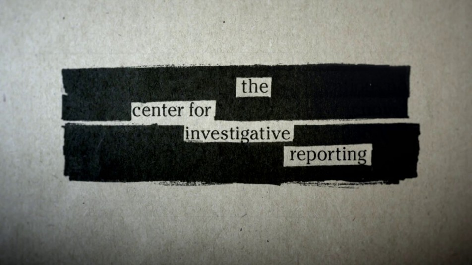 "Brand Identity ""Center for Investigative Reporting"""
