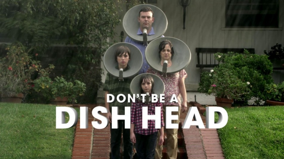 "TV Spot: ""Dish Head Rain Dance"""
