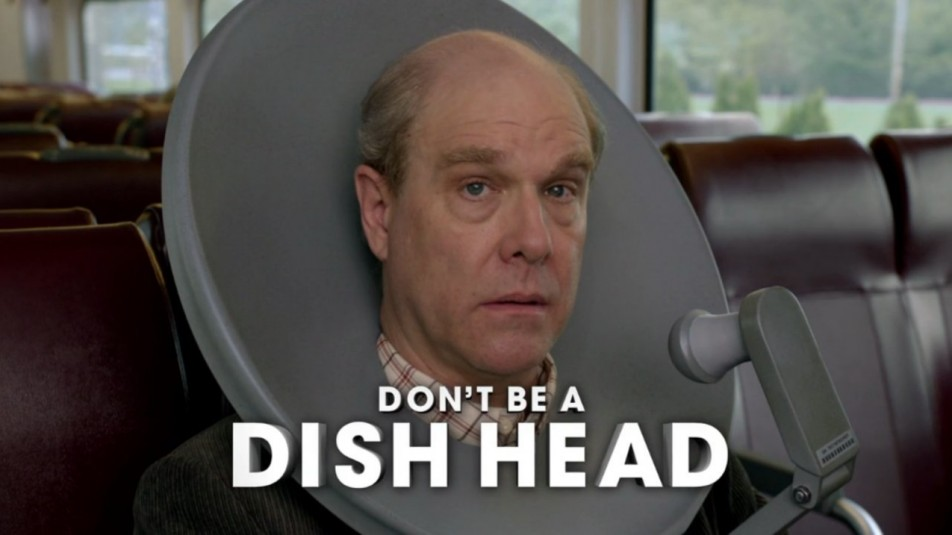 "TV Spot: ""Dish Head Train"""