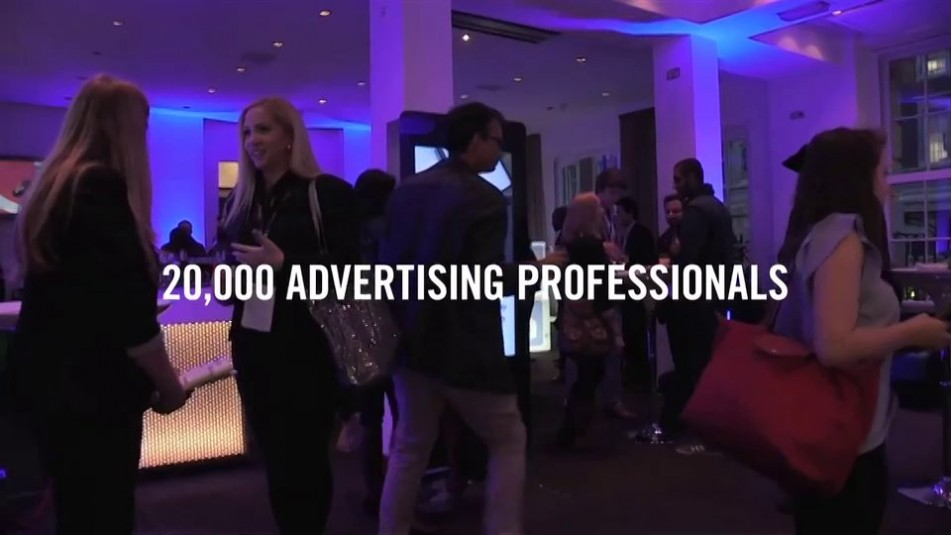 "Case Study: ""Advertising Week PSA"""