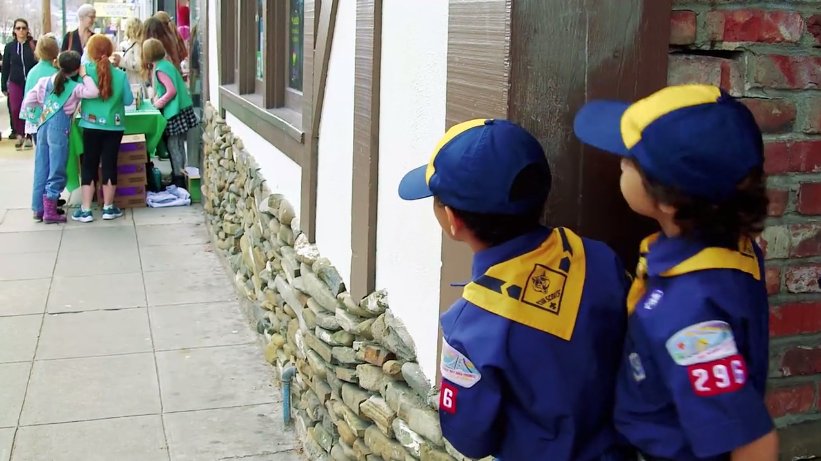 """The Scouts Milk Mission"""