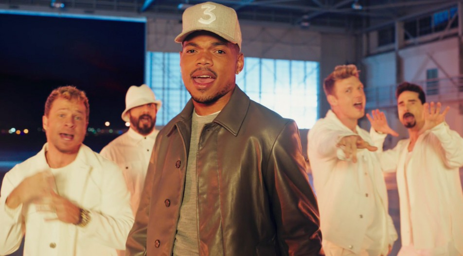 Chance the Rapper x Backstreet Boys