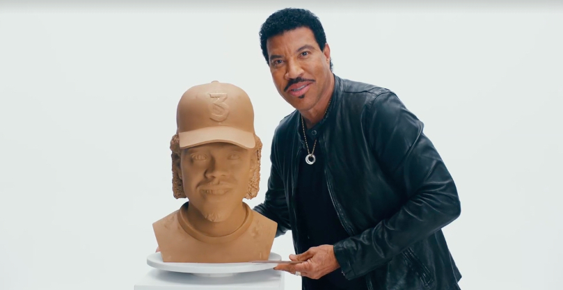 Chance the Rapper x Lionel Richie